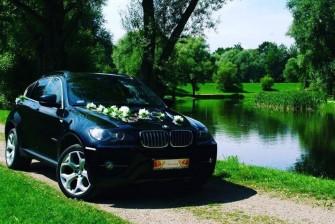 BMW X6 Kraków