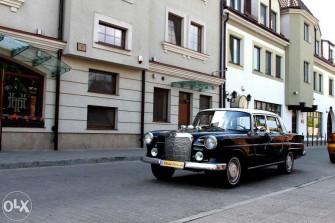 Mercedes w110 Włocławek