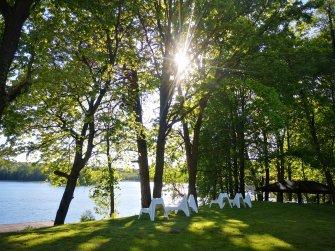 wesele nad jeziorem Zbiczno