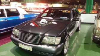 Mercedes W140 V12 6L przemęt