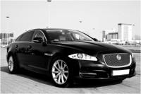 Jaguar XJL Pozna�