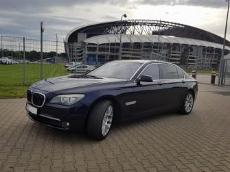 BMW 7 LONG, RZĄDOWA Poznań