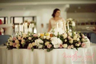 Kwiatami Szyte - dekoracje ślubne i weselne Szczecinek