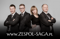 Zespół muzyczny SAGA Krzyż Wlkp. Krzyż Wielkopolski