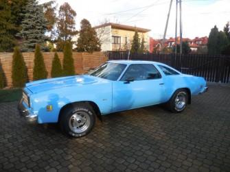 MUSCLE CAR V8 KRAKÓW
