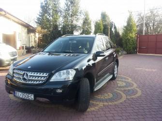 Mercedes ML320  Łódź