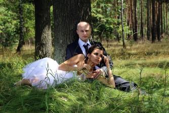 Fotografia weselna Wojciech Stasiak G�og�w