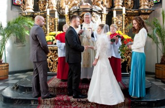 Wa�ne momenty Ceremonii Zabrze