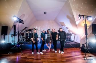 Zespół muzyczny Kryptonim 100% live Bielsko-Biała