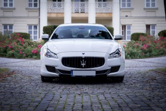 Maserati Quattroporte  Szczecin