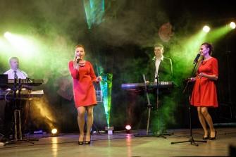 GAMMA profesjonalny cover band Widawa