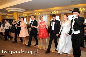 Wodzirej Wojciech - profesjonalne prowadzenie wesel Warszawa
