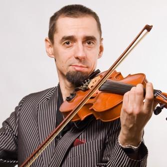 Dominik - Skrzypce, saksofon, klarnet Kraków
