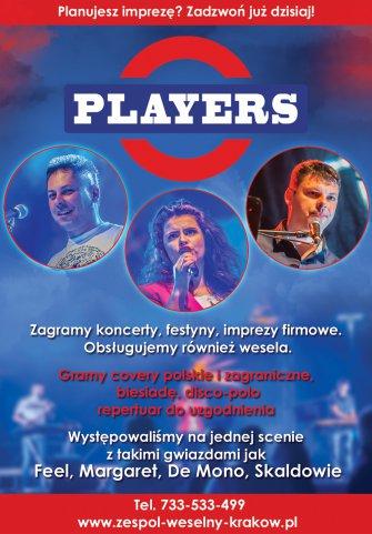 Baner-Players-Krakow Kraków