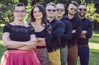 Zespół muzyczny Bezpieczny Weekend Bełchatów