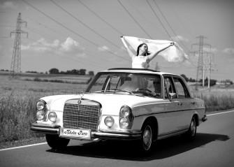 Mercedes W108 Łódź