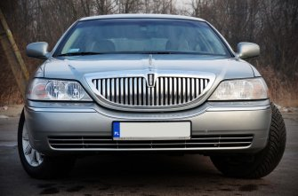 Lincoln Town Car  Łódź