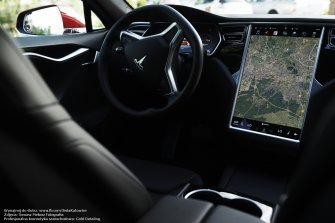 Tesla do ślubu Katowice
