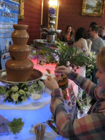 Fontanna czekoladowa Dębica