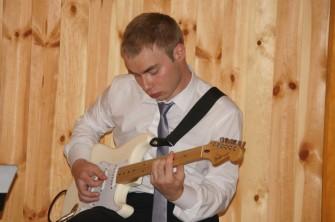Łukasz - gitara Przeworsk