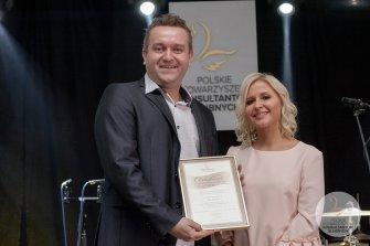 Wręczenie Certyfikatu PSKŚ Toruń