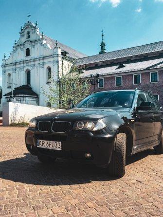 BMW X3 M-Pakiet Black Kraków