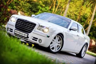 Chrysler 300c Kraków