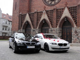 Samoch�d do �lubu BMW E60/F10 Pozna�