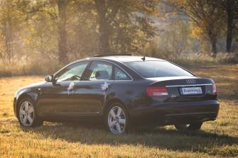 Audi A6 do ślubu Jastrzębie-Zdrój