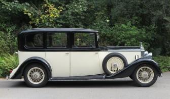 Rolls Royce Hooper 1933 Otwock