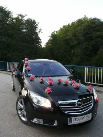 Wynajem luksusowych aut na ślub i wesele :) POLECAM :) Tuchola