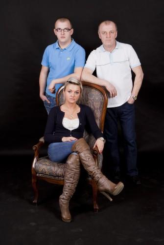Zespół rodzinny Uliś Band Pisz