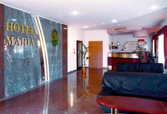 Recepcja Hotelu Maria Nowe Brzesko