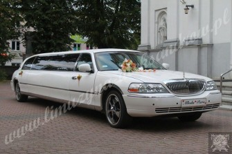 Lincoln Town Car II Aleksandr�w ��dzki