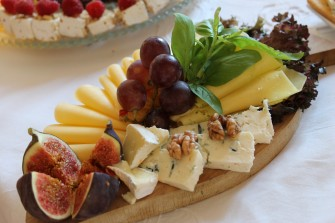Stół ser i wino 1 Stronie Śląskie