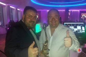 DJ Michał Urbaniak i Marcin PESOS Bydgoszcz