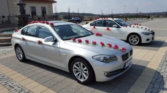 Luksusowe Srebrne BMW do Ślubu!!!! Busko-Zdrój