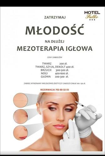 Mezoterapia igłowa Promocja! Rumia