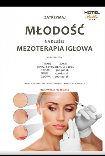 Mezoterapia ig�owa Promocja! Rumia