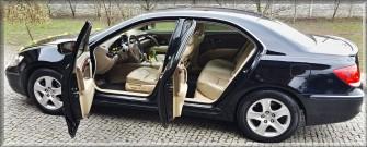 Auta do ślubu Opoczno Volvo S80 V8 4x4 Honda Legend V6 4x4