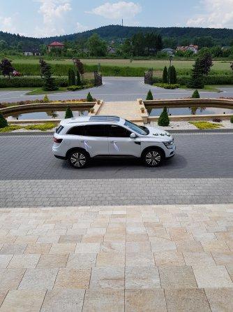 Renault Koleos, Biała Perła  FULL OPCJA Kielce