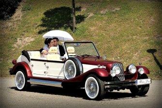 Auto do ślubu Zabytkowe samochody RETRO kabriolet na ślub Łochów
