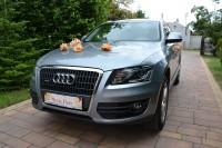 Audi Q5 zawiozę do ślubu slub wesele Warszawa