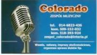 """""""COLORADO""""  zespół muzyczny weselny Dębica"""