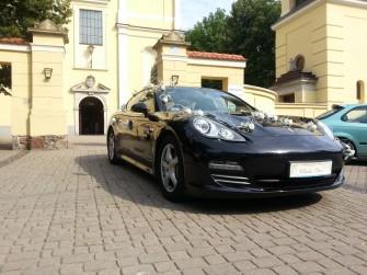 Warszawa Porsche panamera do slubu auto na wesele zawioze