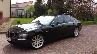 BMW Seria 7  do Ślubu - Małopolska - Kraków
