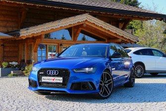 Audi RS 6 Nowy Sącz
