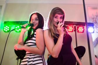 Aneta i Kasia - wokal Love Song Skierniewice