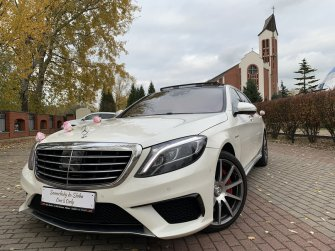 Mercedes S63 Amg Long  Lublin