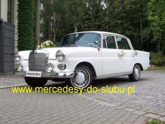 Zabytkowe samochody do ślubu Czeladź